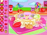 Play Valentine Chocolate Cake