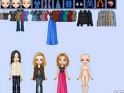 Play Vampire Diaries Style Dress up