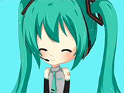 Play Vocaloid Dress Up