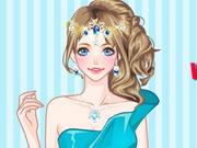 Water Princess Anime Version
