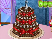 Play Wedding Cake Deco