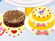 Play Wedding Cake Decoration