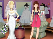 Play Wedding Dress Stylist