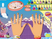 Play Wedding Nail Makeover