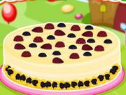 Play White Chocolate Berry Cheesecake