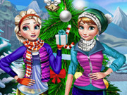 Play Winter Holiday Fun