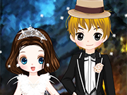 Play Winter Wedding Night