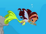 Play Winx Club Mermaid Layla