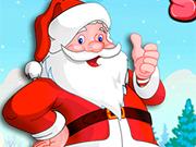 Play Xmas Santa Dressup