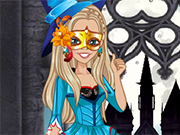 Play Zoe & Lily: Halloween Party